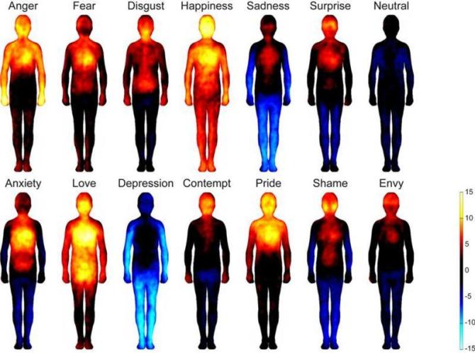 Mapa emocji